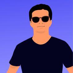 Wektorowe selfie #corel_durscy_pl #durskirysuje #corel #coreldraw #vector #vectorart #illustration #draw #art #artist #digitalart #graphics #graphicdesign #flatdesign #flatdesign #creative #creativity #visualart #visualdesign #inspiration #selfie Mirrored Sunglasses, Mens Sunglasses, Coreldraw, Flat Design, Vector Art, Digital Art, Creativity, Graphics, Graphic Design