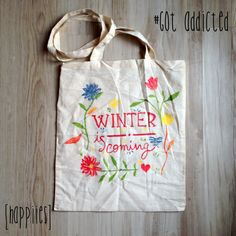 #GoT #WinterisComing #shopper