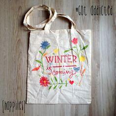 #GoT #WinterisComing #shopper
