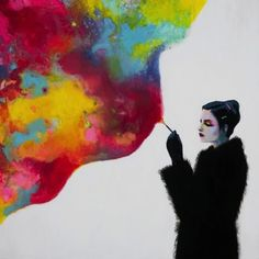 love playing with colors  image by Joshua Petker