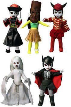 Living Dead Dolls Serie 27 - Hadesflamme - Merchandise - Onlineshop für alles was das (Fan) Herz begehrt!
