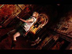 silent hill 3 Heather Mason