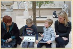 Paris with Kids | Museums with Kids| Paris Muse Family Tour of Louvre Museum