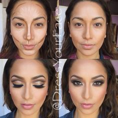 17 Photos That Show The Power Of Makeup! :: Company.co.uk