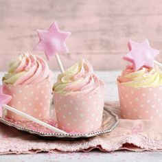 Prinzessin, Ihr Cupcake wartet Rezept   Küchengötter