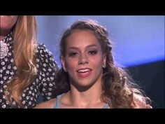 """SYTYCD Season 12: Phenomenal tapper Gaby Diaz and all-star Robert in a contemporary routine that gave me goosebumps. """"In the Arms of an Angel"""", by Sarah McLachlan; Choreographer - Mandy Moore"""