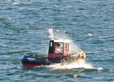 Seahorse 14ft Mini Tug Boat