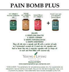 Pain bomb plus