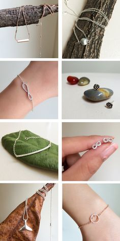 The collection of LalipArt jewelry.sterling silver