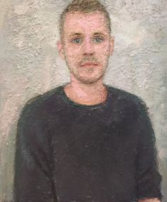Yisrael Dror Hemed, Untitled, 2015, Oil on canvas, 70x60 cm
