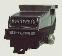 """Shure V-15 Type IV introduced a """"dynamic stabilizer,"""" a short, wide brush that damps record warp and resonances, much like the brush that were being used by top-end Stanton models, like the 681, 881 and W.O.S."""