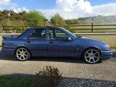 Ford Sierra, British Car, Fiat, Classic Cars, Sapphire, Vehicles, Pictures, Photos, Vintage Classic Cars