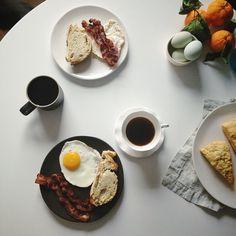 Breakfast / photo by Alice Gao