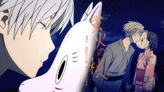 gin and hotaru | Hotarubi no Mori e - This anime is a really sad anime ...