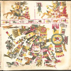 Aztec and Mayan Gods and Goddesses List and Descriptions