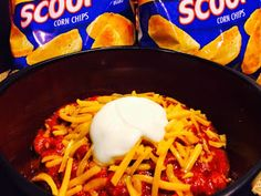 Souper Sundays in MN: Mom's Classic Chili