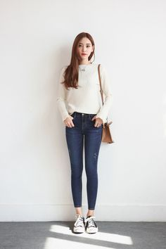 Casual outfit style