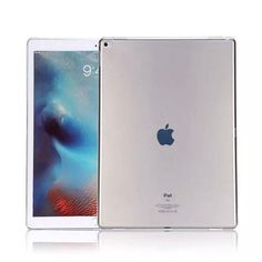 new For Tablet apple Ipad pro 10.5 inch 2017 10.5'' Case Slim Crystal Clear TPU Silicone Protective Back Cover + Stylus Pen