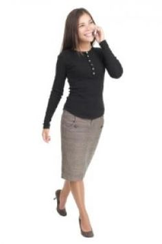 Business Outfits For Young Women Love The Skirt Casual