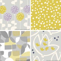 Stella and Rae surface pattern design http://stellaandrae.com/