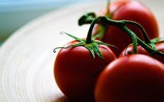I love tomatoes