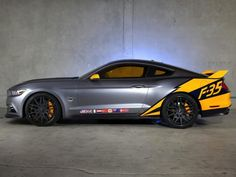 2015 F-35 Lightning II Edition Mustang