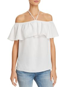 Jack by BB DAKOTA Emonds Off-the-Shoulder Top Off Shoulder Blouse, Off The Shoulder, Trunks, Bb, Clothes, Shopping, Women, Sewing, Style