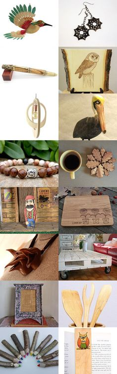 Wooden it be nice by Valerie Brown on Etsy--Pinned+with+TreasuryPin.com  Stop by my Etsy Shop: www.etsy.com/shop/TeoldDesign