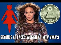 Beyonce's Illuminati Subliminal Attack on Women at The 2014 MTV VMA's! The Illuminati are trying to brainwash people to make them think Beyonce is a good role model for women....