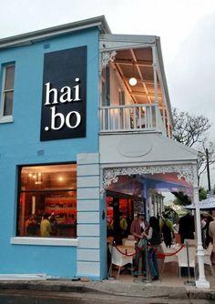 hai.bo (ex-Bean Bag Bohemia) @ 18 Windermere Road