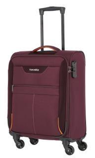 4-Rad Trolley S 55cm Sunny Bay Aubergine violett Handgepäck - Bags & more Nylons, Trolley, Fashion, Suitcase, Moda, Fashion Styles, Fashion Illustrations, Fashion Models, Nylon Stockings