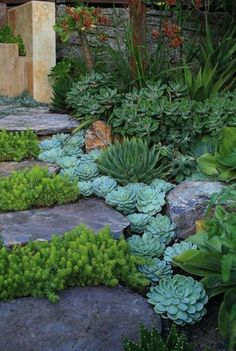60 Amazing Desert Garden Landscaping Ideas for Home Yard – Page 16 of 52 - Pflanzideen Japanese Garden Design, Modern Garden Design, Backyard Garden Design, Garden Landscape Design, Big Garden, Modern Design, Backyard Ideas, Modern Backyard, Patio Design
