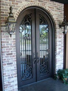 Wrought Iron Entry Doors Google Search Home Improvement - Wrought iron front door