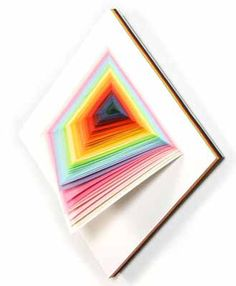 paper craft ideas wall decorations contemporary art 33 Creative 3D Wall Art Projects Meant to Beautify Your Space Through Color Texture and Volume