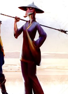 Gungan Wanderer