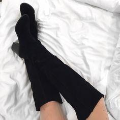 thigh high boots | Tumblr