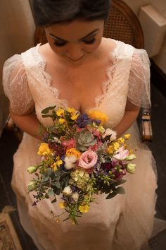 Mini Wedding aconchegante em São Paulo – Gabi