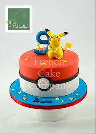 Resultado de imagen para pokemon cake