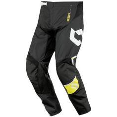 Scott 350 DIRT Jr Pants (BLK/YEL)