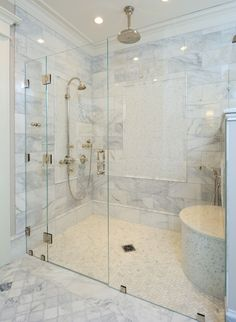Prime Frameless Shower Doors for Bathroom – 22 Pics Prime Frameless Shower Doors for Bathroom – 22 Pics Master Bathroom Shower Master Bathroom Shower The master bath custom […] room design master bath Master Bathroom Shower, White Bathroom Tiles, Bathroom Tile Designs, Bathroom Interior Design, Modern Bathroom, Small Bathroom, Bathroom Showers, Bathroom Ideas, Budget Bathroom