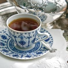 A Monthlong Celebration -- January is National Hot Tea Month.  This site compiles a list of ideas to help you celebrate.