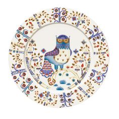"Taika Plate 11.75"" White, $39.20, now featured on Fab."