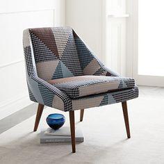 Parker Slipper Chair #westelm