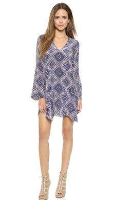 Diane von Furstenberg Fleurette Dress | SHOPBOP
