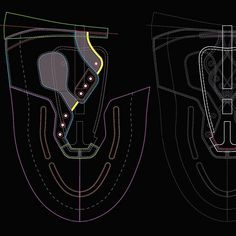 Flat sculpting #shoes #pattern #digital #lazer #shoemaking #shoedesign #shoedesigner #footweardesign #footwear #innovation #inspiration #handmade #shoemaker #arch #concept #cut #boots