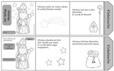 Ideenreise: Nikolausleporello (Varianten)