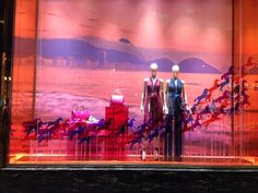 LK by Lincoln Keung: GUCCI  Window Display -  THE LANDMARK in Hong Kong