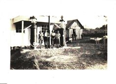 Mosley General Store 1938.  North of Springville, Alabama on  US Hwy 11...near Pinedale Shores Road.  Third from left is Dovie Mosley Waid...wife of the late Fred Waid.  Photo provided by Dovie's daughter-in-law, Carol Pearson Waid.