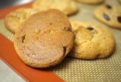Peanut Butter Chocolate Chip Cookies (Flourless) « Detoxinista