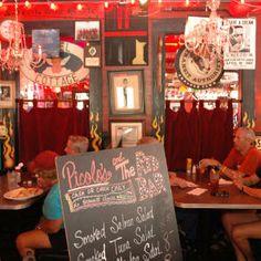 The Red Bar- Grayton Beach, FL
